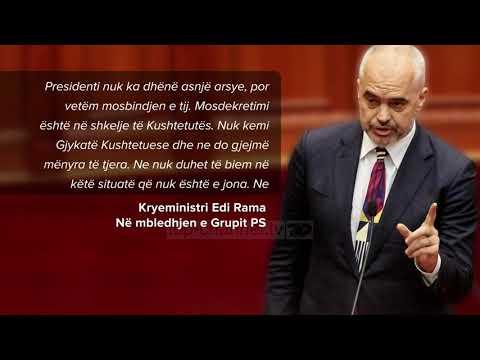 Lleshi emërohet zv/ministër - Top Channel Albania - News - Lajme
