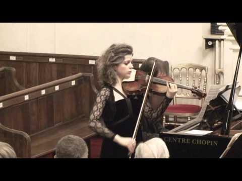 Danse des rabbins, George Perlman, Isabelle Durin