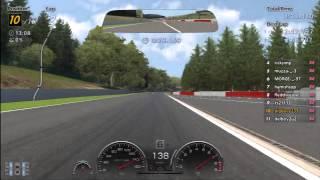 RSTC Championship (GT6), Spa Francorchamps, Sprint race