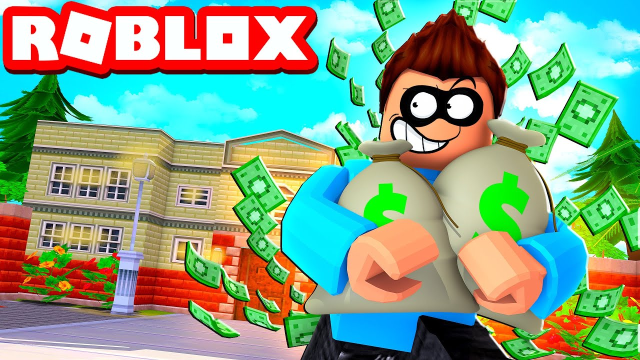 New Rob A Mansion Obby In Roblox Youtube