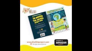 The Nigerian Time Machine Activity Book
