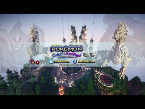 Someone built a 60-hour 'Pokémon' game into 'Minecraft' and it's beautiful