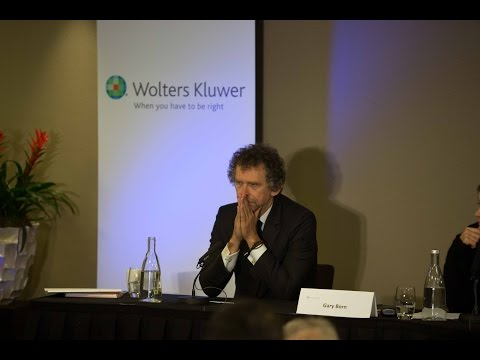 Gary Born on Recent Developments in International Arbitration during Kluwer Arbitration London
