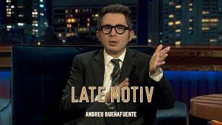 LATE MOTIV - Berto Romero. 'Besos en la boca, en el culo. Y gotelé' | #LateMotiv314