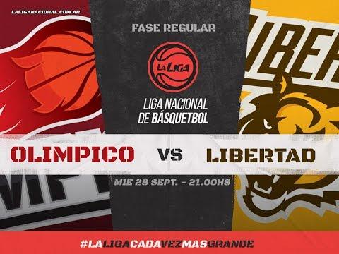 Liga Nacional de Básquet: Olimpico - Libertad | #LaLigaEnTyC