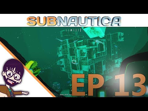 Subnautica - Jump Jet Upgrade & Disease Research Facility [S1E13]