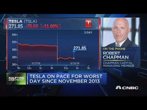 Lengthy resolution of charges against Elon Musk will benefit Tesla stock, expert says