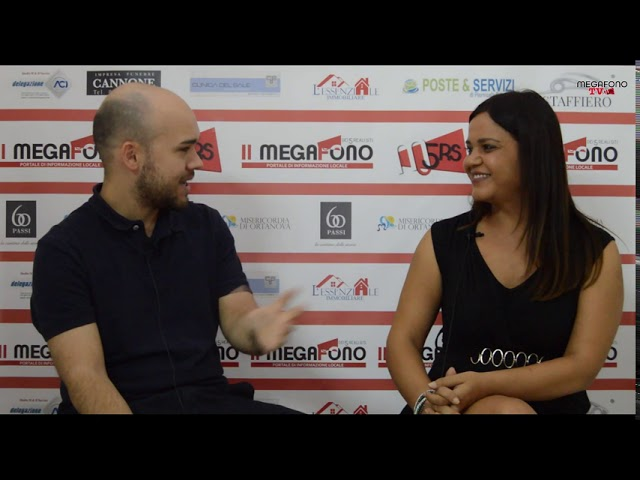 Regionali 2020 - Intervista a Grazia Manna (M5S)
