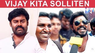 Vijay fans Kalaichitanga – RK Suresh | Billa Pandi