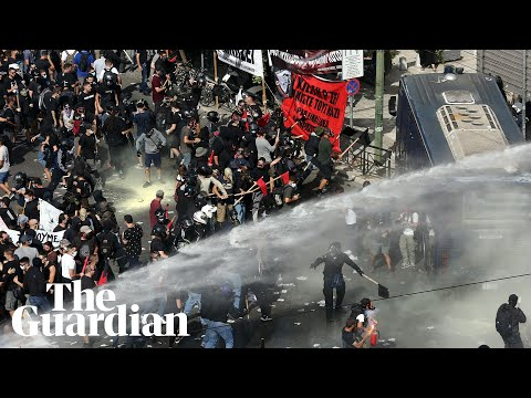 Golden Dawn: clashes follow landmark court ruling in Athens