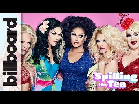 Spilling The Tea: The Queens Kiki on Madonna, RuPaul, Britney Spears & Adam Lambert | Billboard