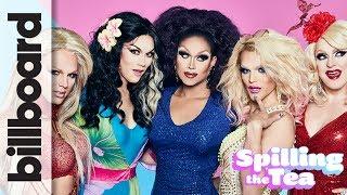 'Spilling The Tea': The Queens Kiki on Madonna, RuPaul, Britney Spears & Adam Lambert   Billboard