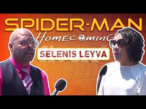 Selenis Leyva  OITNB  SpiderMan: Homecoming  ZayZay.Com