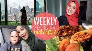 MY AMAZING MALAYSIAN ADVENTURE AT 8 MONTHS PREGGO!| Zeinah Nur