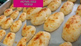 Pão de Tapioca – Fácil Rápido e Incrível