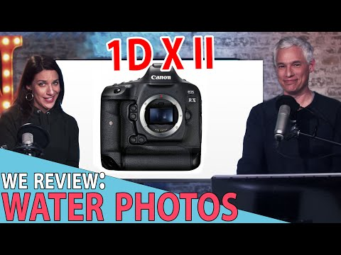 Canon 1D X Mark III rumors! We review your WATER PHOTOS: Tony & Chelsea LIVE! thumbnail