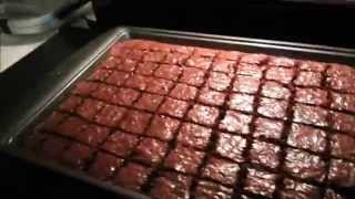 Best Brownies Ever (vlog 48) (6/6/14 - 6/10/14)