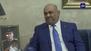 الأردن يؤكد دعمه لإيجاد حل سلمي للأزمة اليمنية - (13-1-2019)