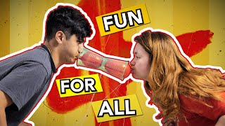 10 Fun Party Games For All Ages | Easy Diy Cup Party Games (part 4)