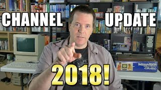 New Year 2018 Channel Update!
