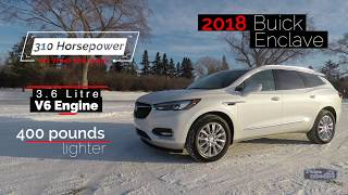 2018 Buick Enclave | Review
