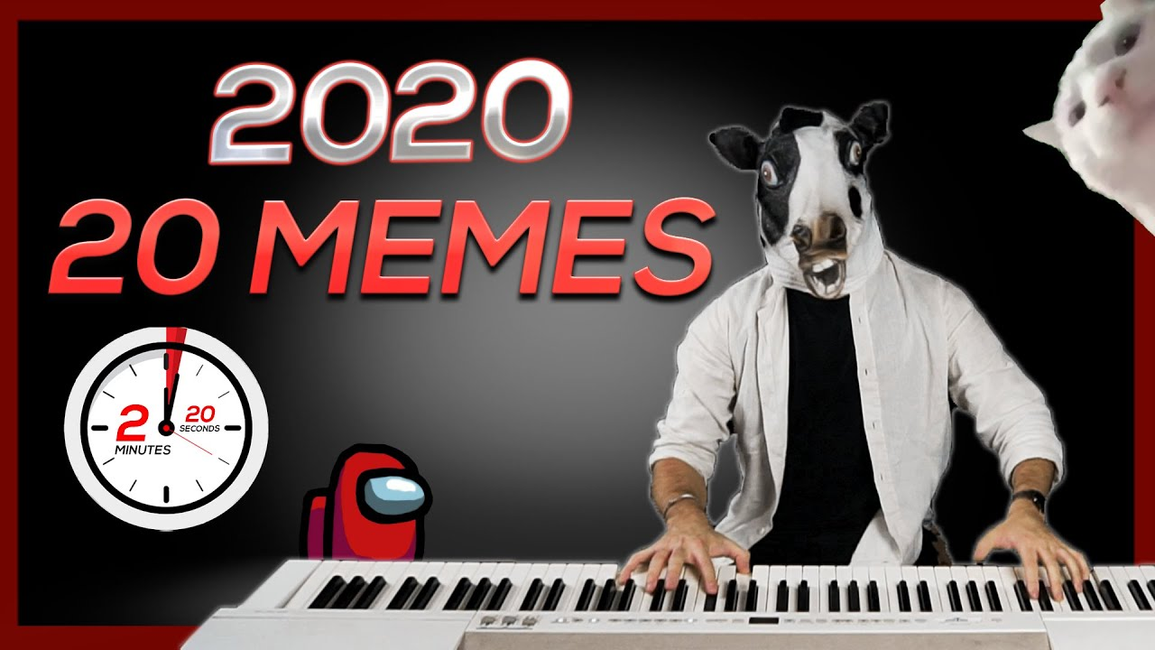 Download 2020 in 20 MEMES (in 2 Min. and 20 Sec.)