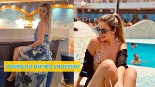 #GabiViajaEmAltoMar - Cruzeiro de Natal   MSC Fantasia