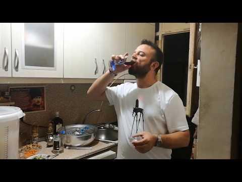 Evde Etil Alkol Yapimi - Damitma & Homemade Distillation