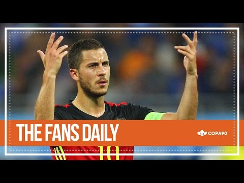 Are Belgium The Most Overrated Team in The Euros? | The Fans Daily