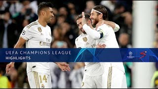 UEFA Champions League | Real Madrid v Galatasaray | Highlights