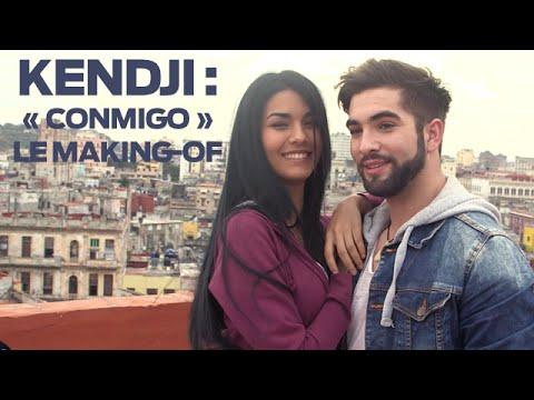 MAKING OFF - Kendji « Conmigo »