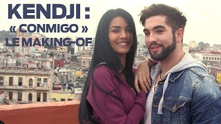 MAKING OFF - Kendji « Conmigo »