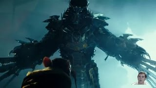 Teenage Mutant Ninja Turtles 2014 - Trailer 3 Reaction - Shredder is a Robot?