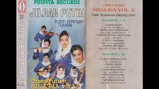 Qasidah Nida Ria Vol 6 Jilbab Putih Full Album