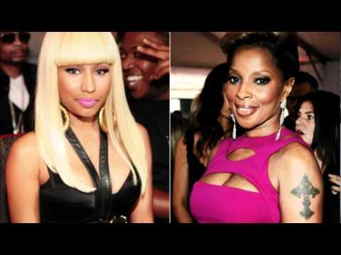 Mary J. Blige Feat. Nas And Nicki Minaj - Feel Inside (DJ EMI Remix)