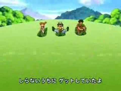 Pokemon Johto Opening