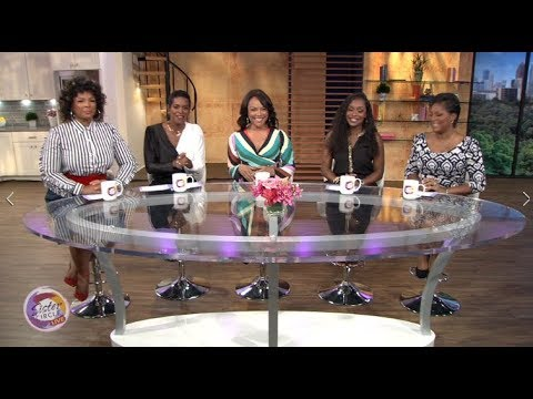 Sister Circle Live | The #ICONIC Lynn Whitfield joins The Table | TVOne