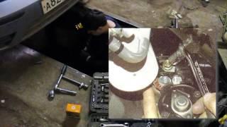 видео Замена стартера Форд Фокус 1
