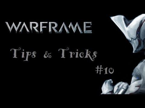 Warframe Tips n Tricks #10 - one room special
