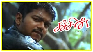 Sachein - Vijay fights for Pregnant Lady