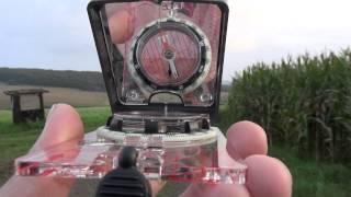 Karte Kompass Folge 3 - Kreuzpeilung