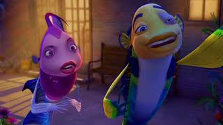 Shark Tale Clip 1: Oscar Gets a Black Eye (Full Screen)