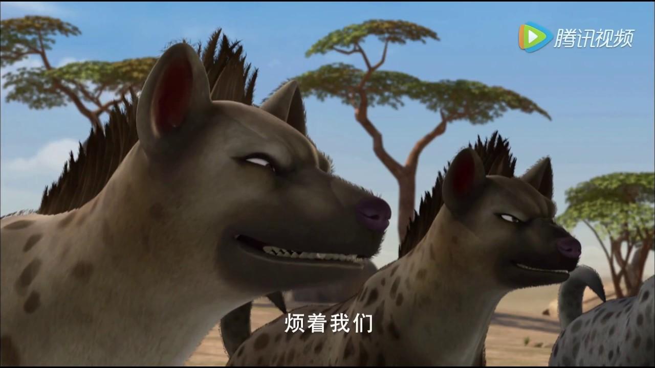 Gon中文版  阿贡 儿童动画 ||  第080话打起精神来!狮子 上