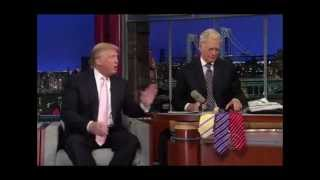 made in bangladesh shirts are the best donald trump in david letterman show