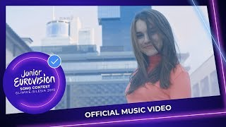 Liza Misnikova - Pepelny (Ashen) - Belarus - Official Music Video - Junior Eurovision 2019