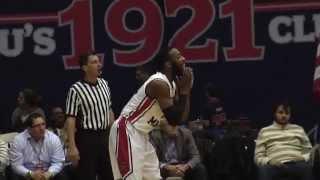 Lucky Jones - Robert Morris Basketball (2011 - 2015)