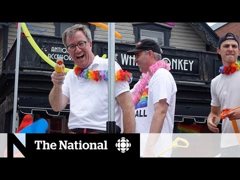 Ottawa Pride Kicks Off With Celebration And Protests