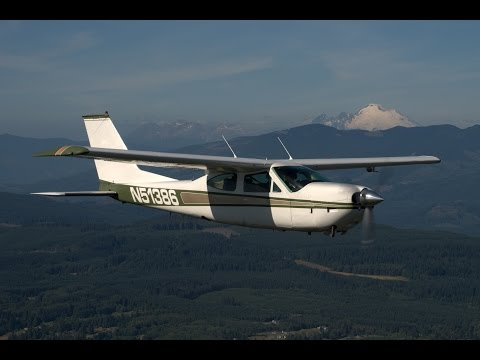Mooney M20E Formation Flight to Auburn With a Cessna 177RG