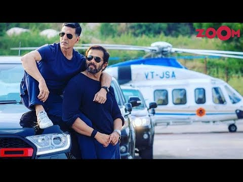 Rohit Shetty and Akshay Kumar wrap up the shoot for Sooryavanshi | Bollywood News Mp3