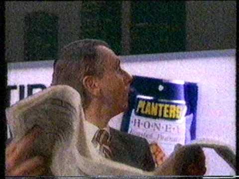 Planters Honey Roasted Nuts (Australian ads, 1985)